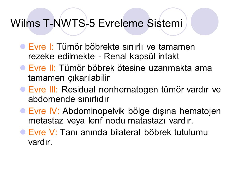 Wilms T-NWTS-5 Evreleme Sistemi
