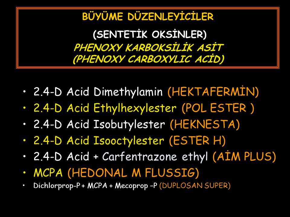 2.4-D Acid Dimethylamin (HEKTAFERMİN)