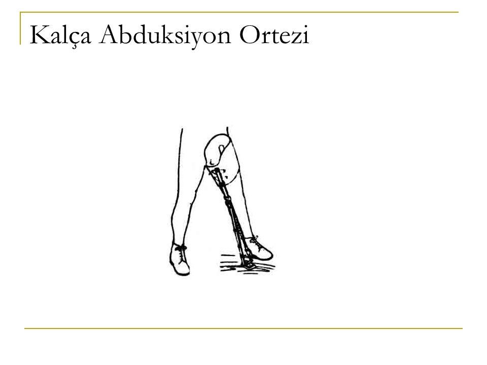 Kalça Abduksiyon Ortezi