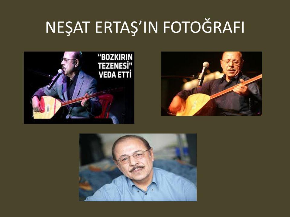 NEŞAT ERTAŞ'IN FOTOĞRAFI
