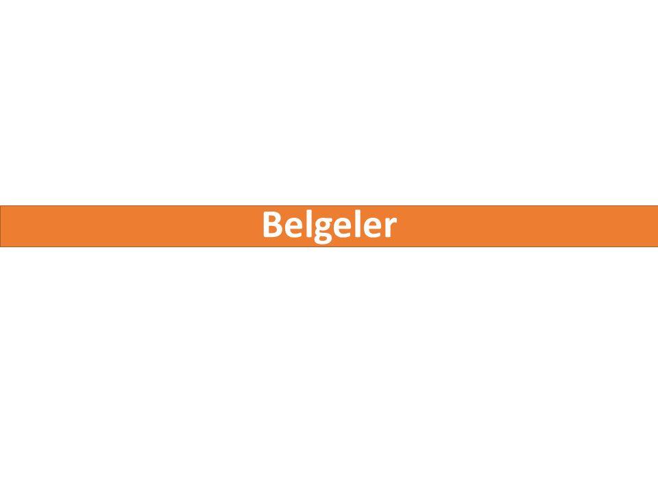 Belgeler
