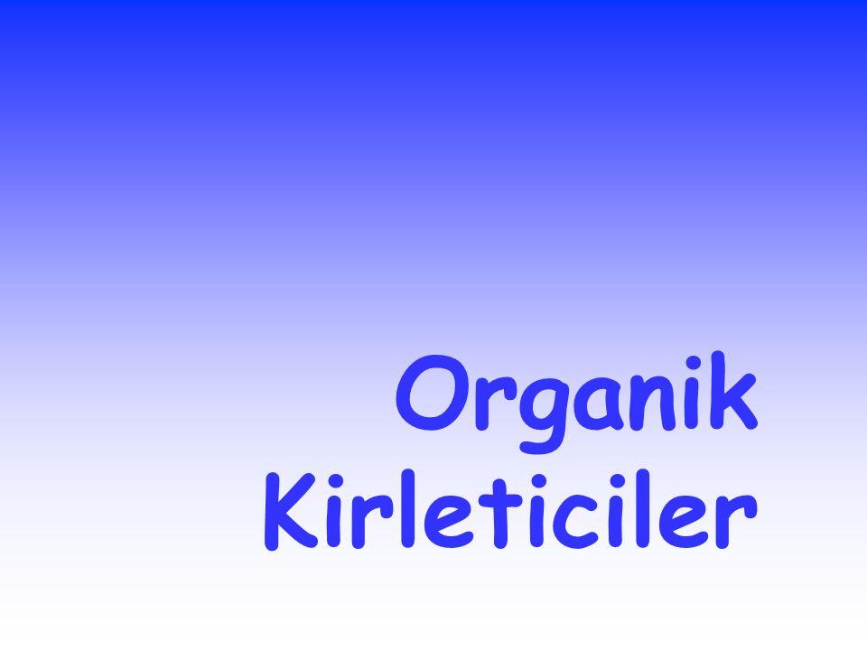 Organik Kirleticiler