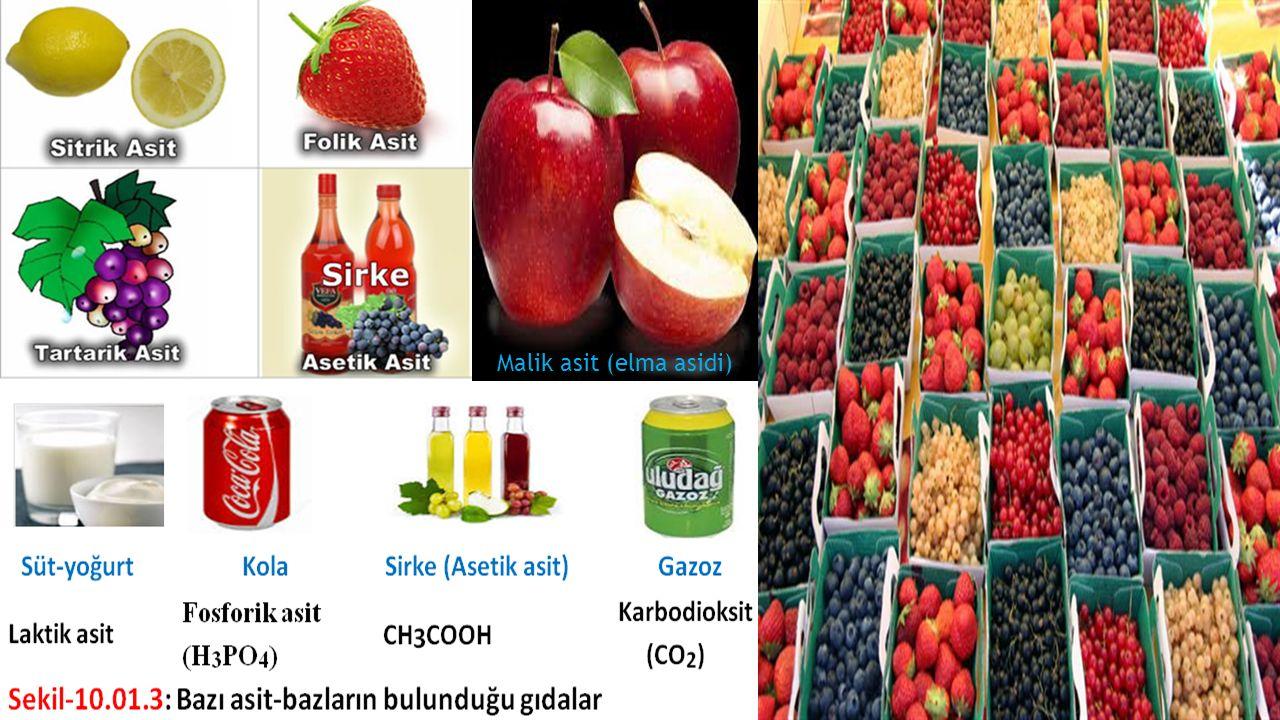 Malik asit (elma asidi)