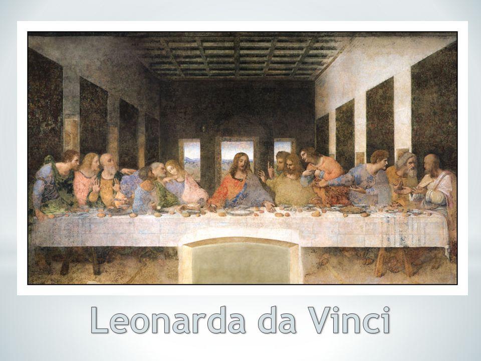 Leonarda da Vinci