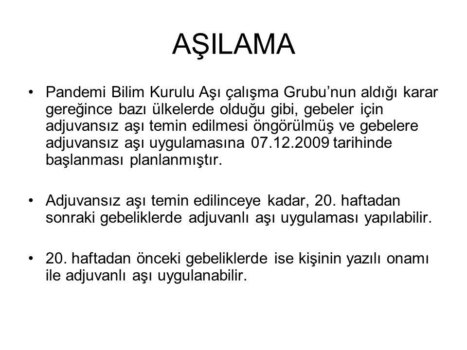 AŞILAMA