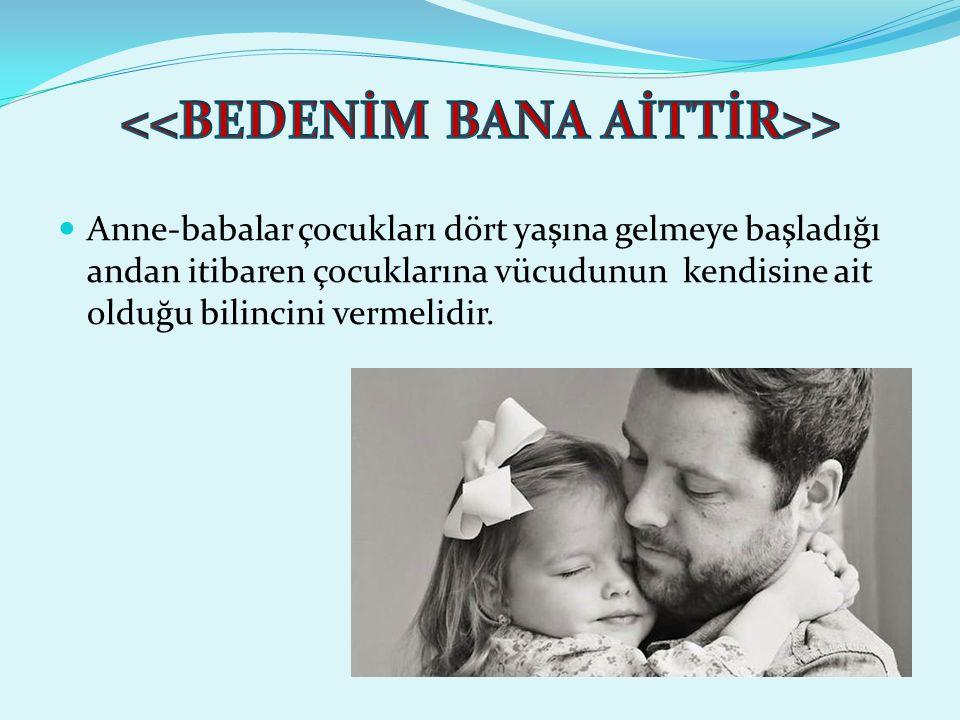 <<BEDENİM BANA AİTTİR>>