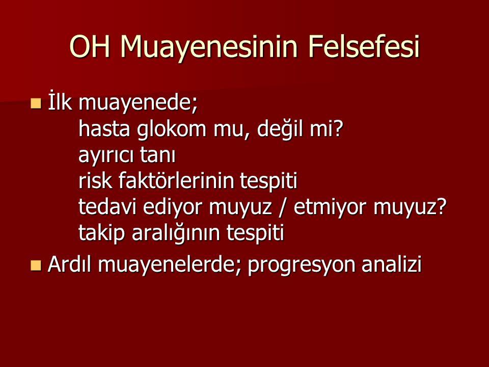 OH Muayenesinin Felsefesi