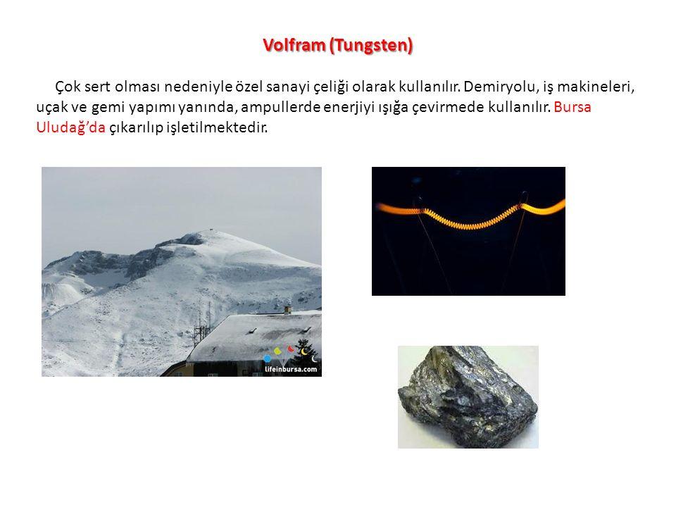Volfram (Tungsten)