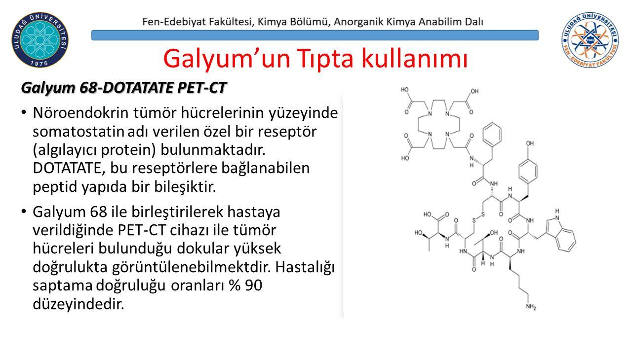 Galyum'un Tıpta kullanımı