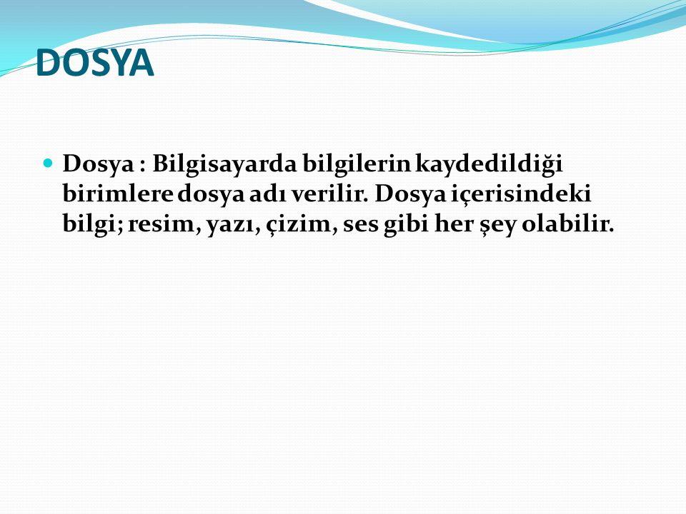 DOSYA
