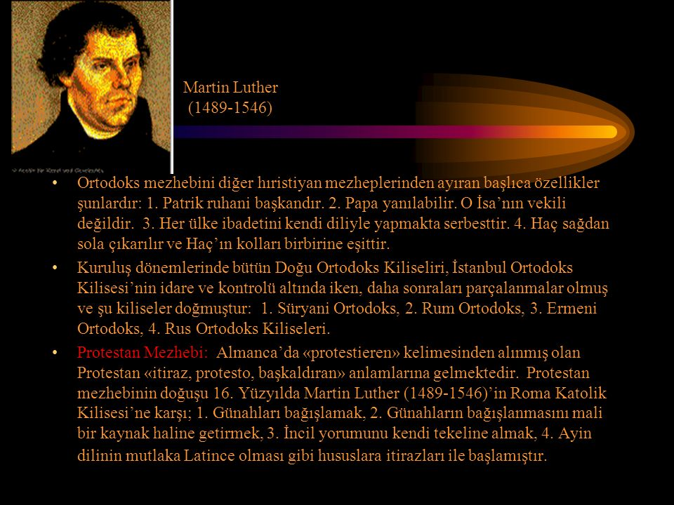Martin Luther (1489-1546)