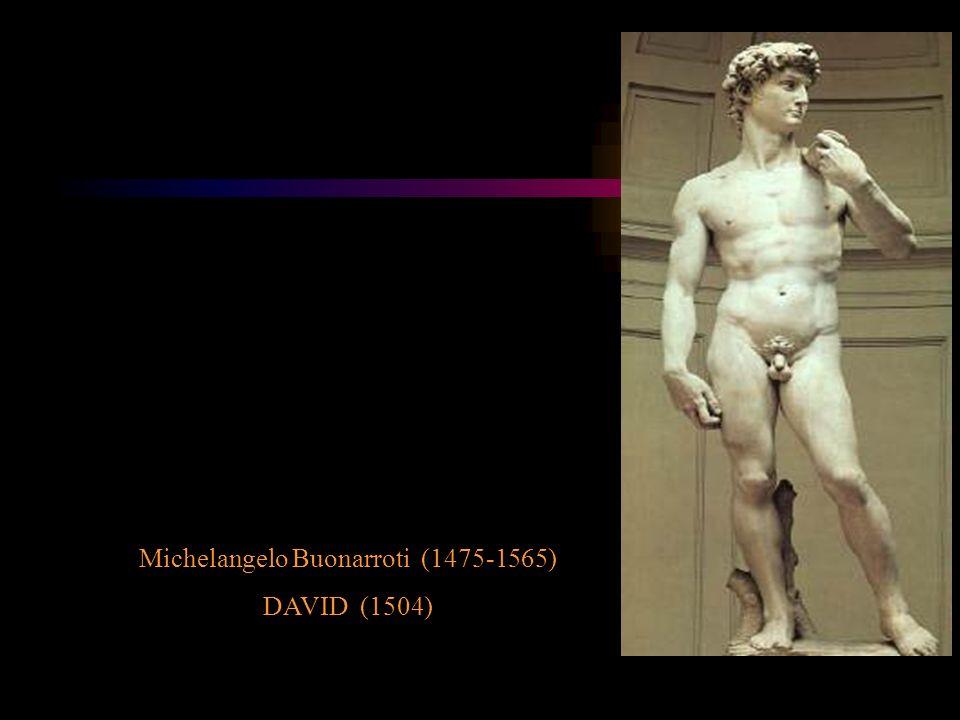 Michelangelo Buonarroti (1475-1565)