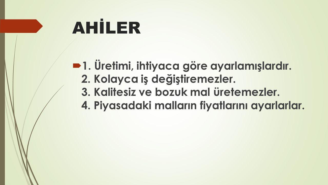 AHİLER