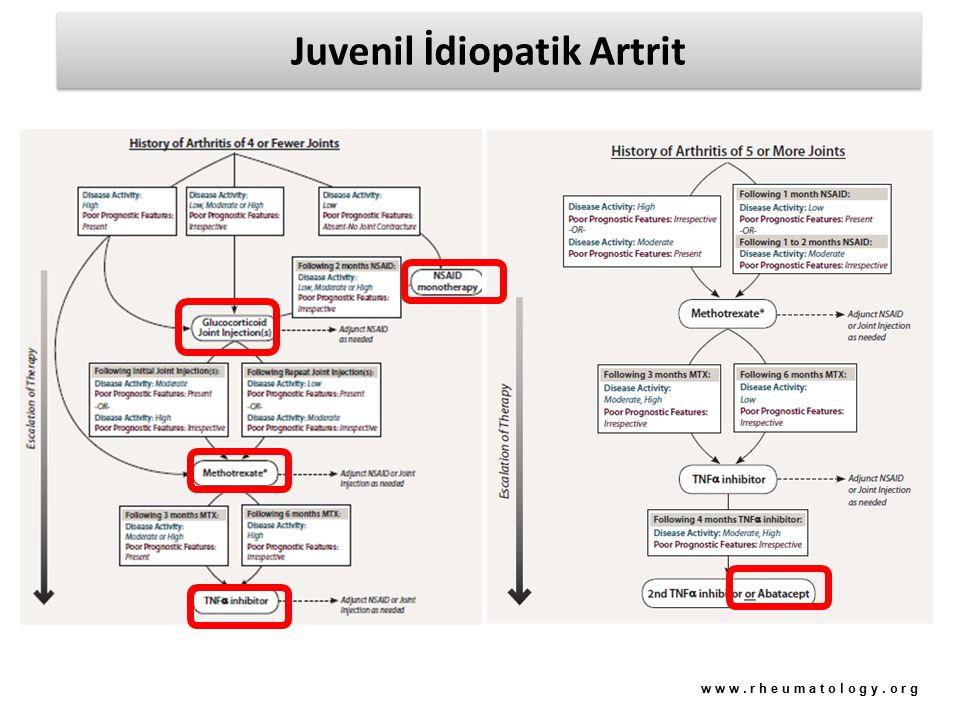 Juvenil İdiopatik Artrit