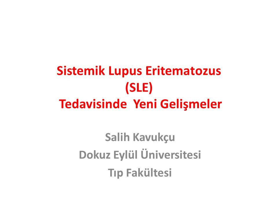Sistemik Lupus Eritematozus (SLE) Tedavisinde Yeni Gelişmeler