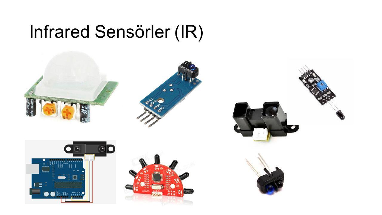 Infrared Sensörler (IR)