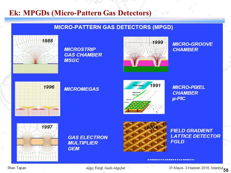 Ek: MPGDs (Micro-Pattern Gas Detectors)