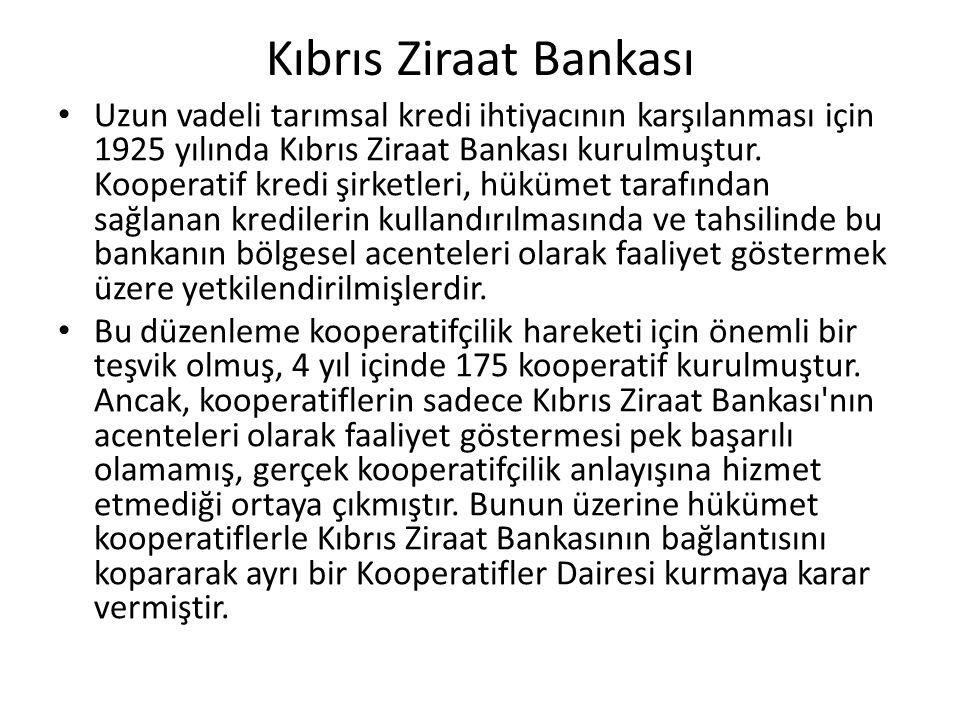 Kıbrıs Ziraat Bankası