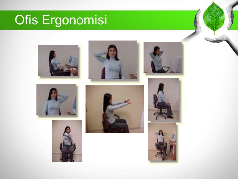 Ofis Ergonomisi