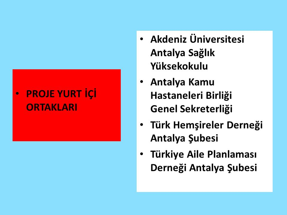Akdeniz Üniversitesi Antalya Sağlık Yüksekokulu