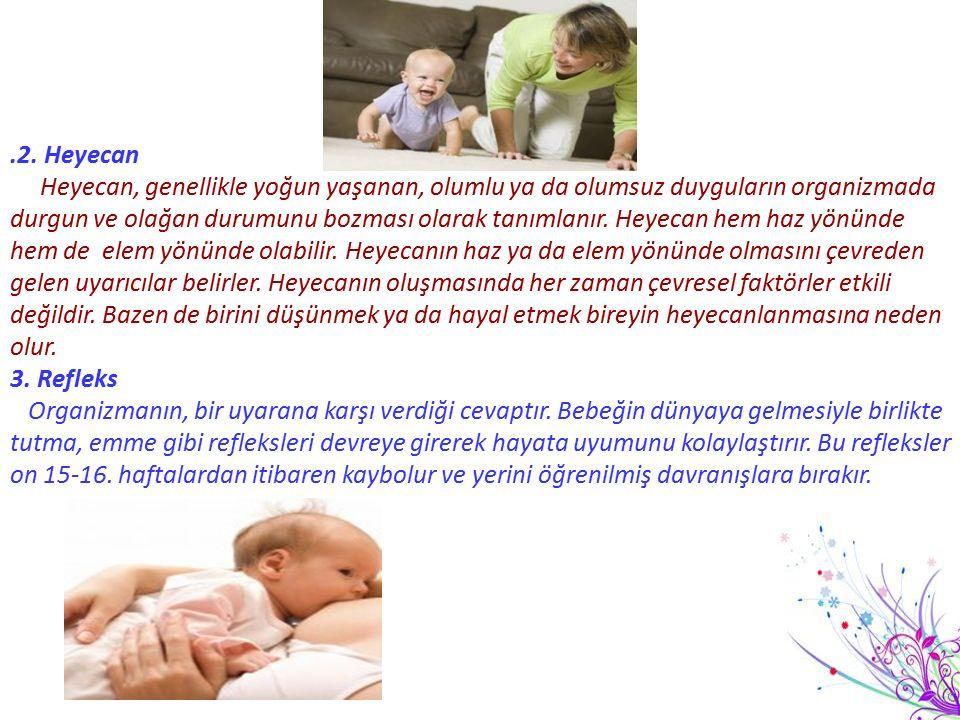 .2. Heyecan