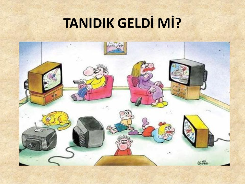 TANIDIK GELDİ Mİ