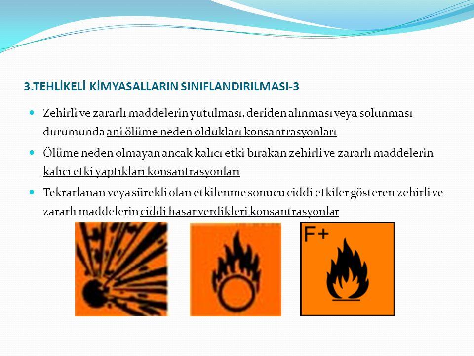 3.TEHLİKELİ KİMYASALLARIN SINIFLANDIRILMASI-3