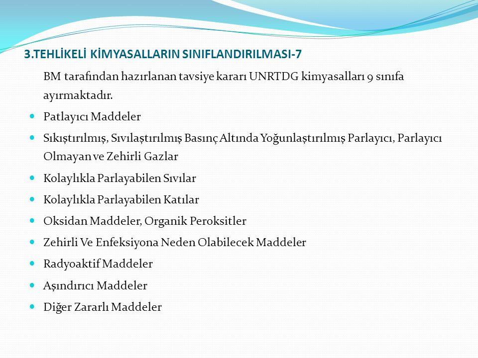 3.TEHLİKELİ KİMYASALLARIN SINIFLANDIRILMASI-7
