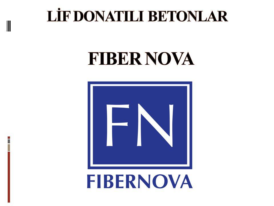 LİF DonatILI BETONLAR Fiber NOva
