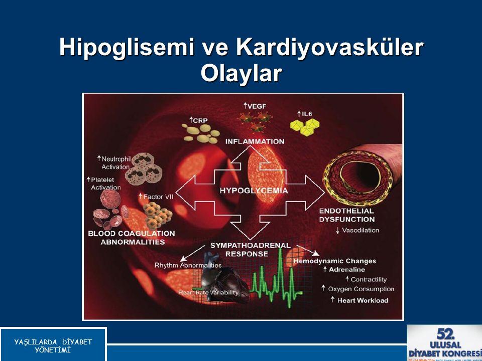 Hipoglisemi ve Kardiyovasküler Olaylar
