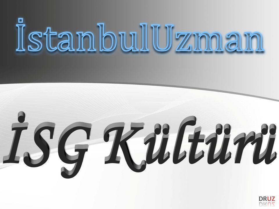 İstanbulUzman İSG Kültürü DRUZ