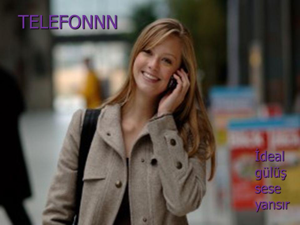 TELEFONNN Kendimizi Tanıtma Madde Madde Konu 3 Defa Çaldırmak