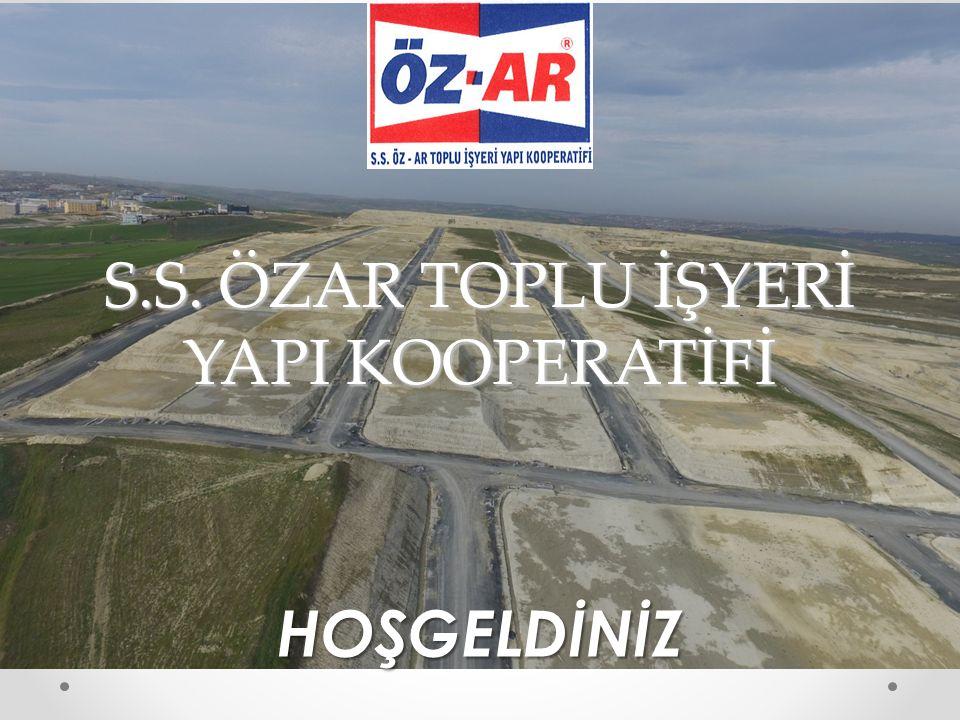 S.S. ÖZAR TOPLU İŞYERİ YAPI KOOPERATİFİ