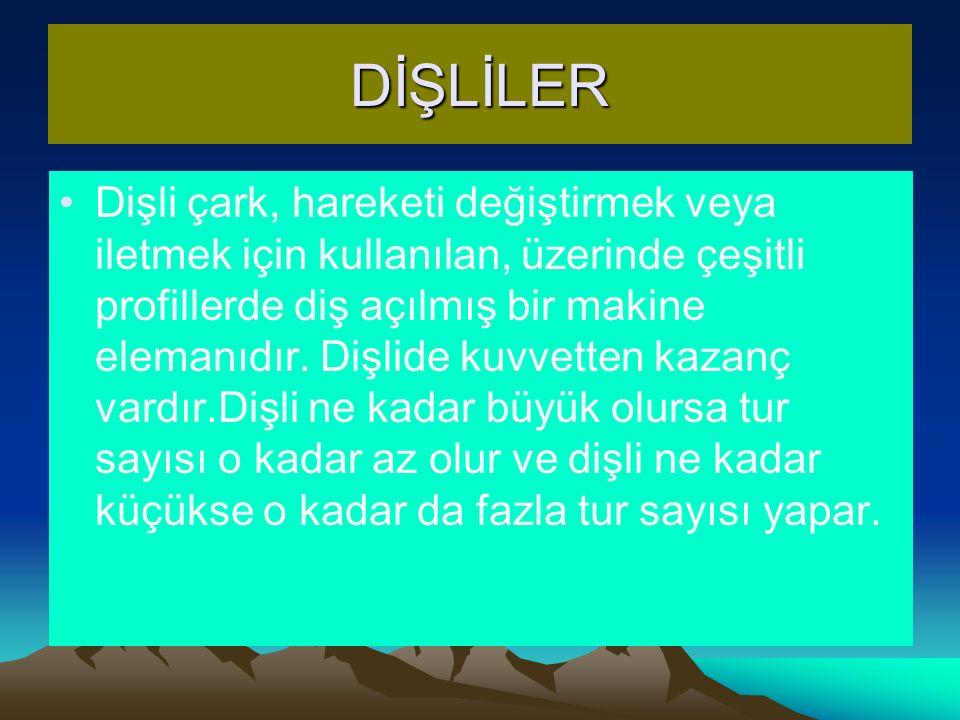DİŞLİLER