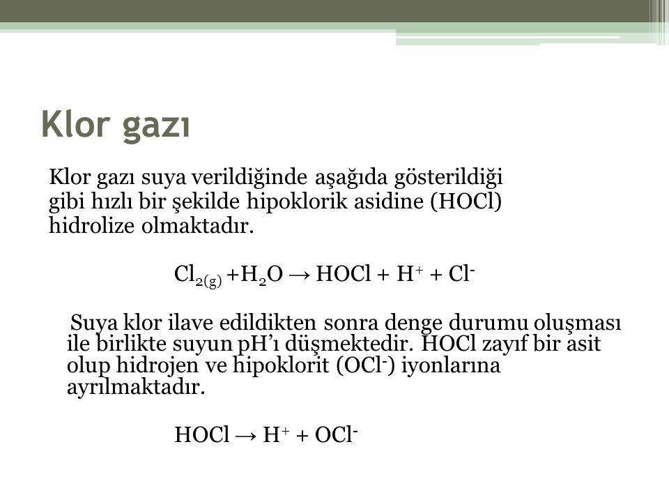 Klor gazı