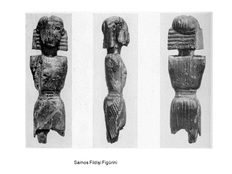 Samos Fildişi Figürini