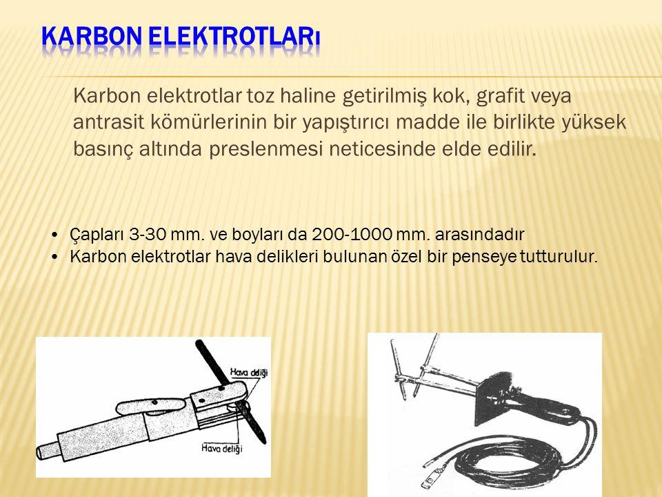 Karbon Elektrotları