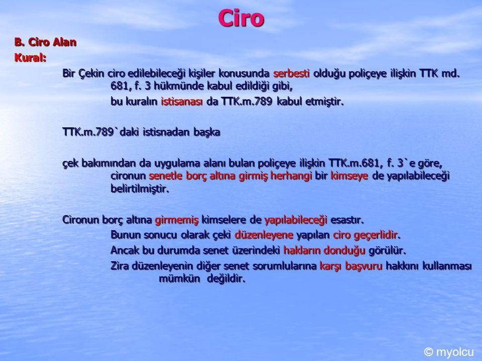 Ciro © myolcu B. Ciro Alan Kural: