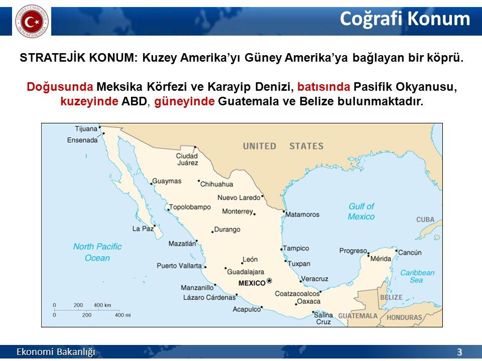 STRATEJİK KONUM: Kuzey Amerika'yı Güney Amerika'ya bağlayan bir köprü.
