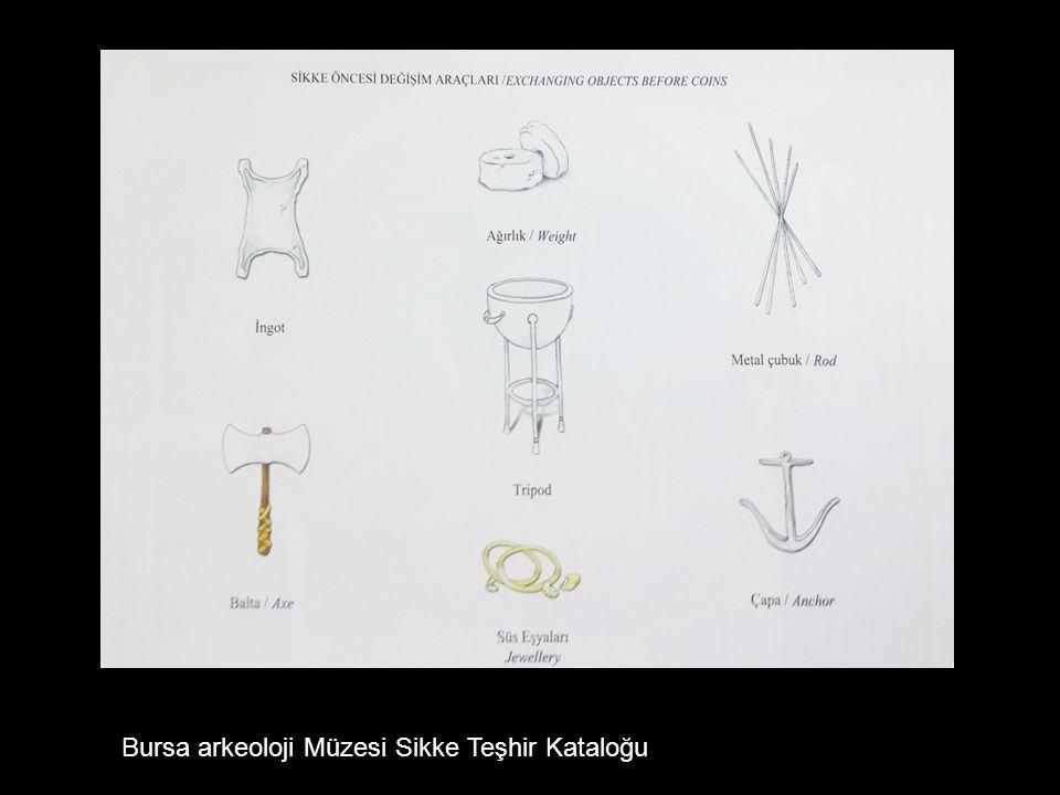 Bursa arkeoloji Müzesi Sikke Teşhir Kataloğu