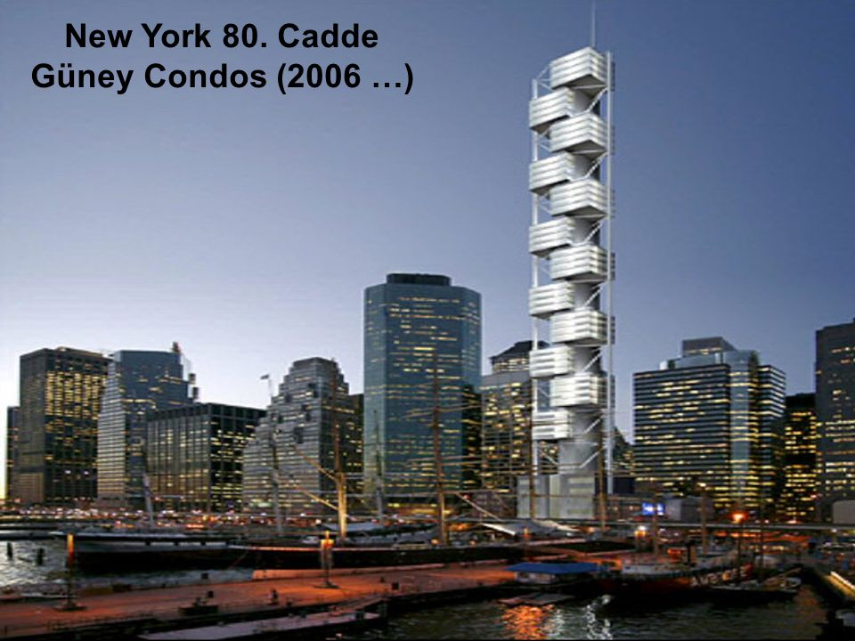 New York 80. Cadde Güney Condos (2006 …)