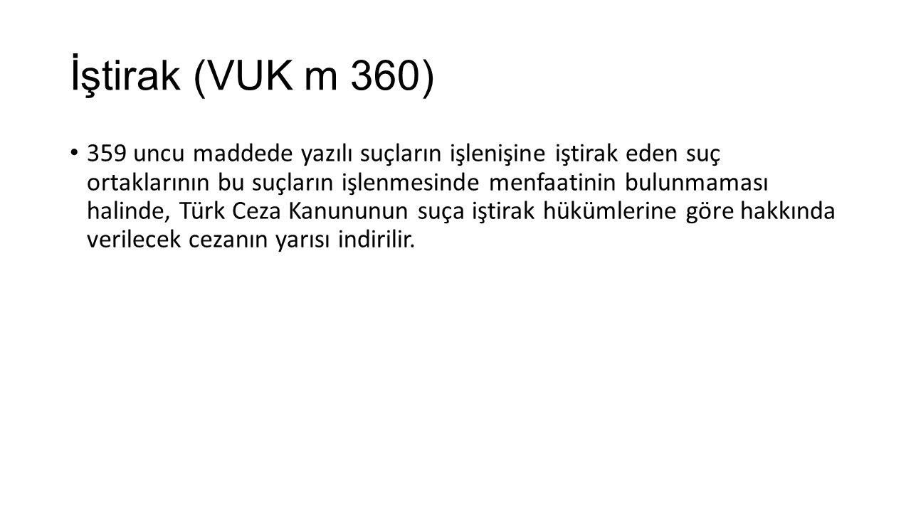 İştirak (VUK m 360)