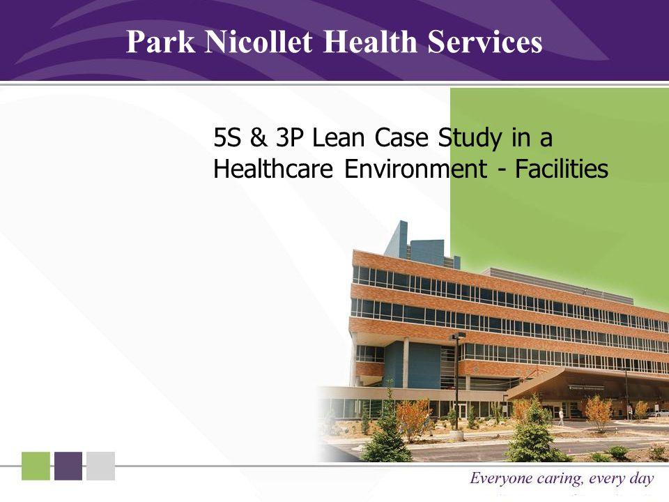Park Nicollet Health Services