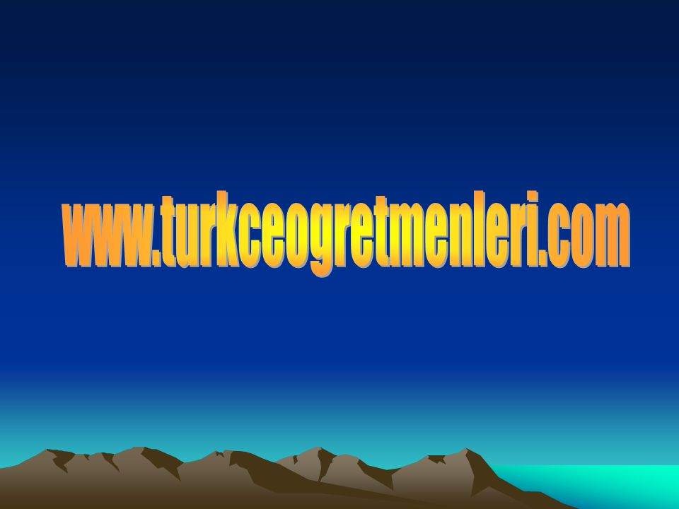 www.turkceogretmenleri.com