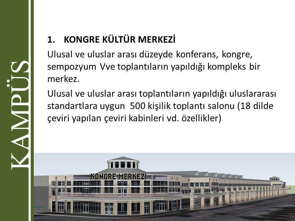 KAMPÜS KONGRE KÜLTÜR MERKEZİ