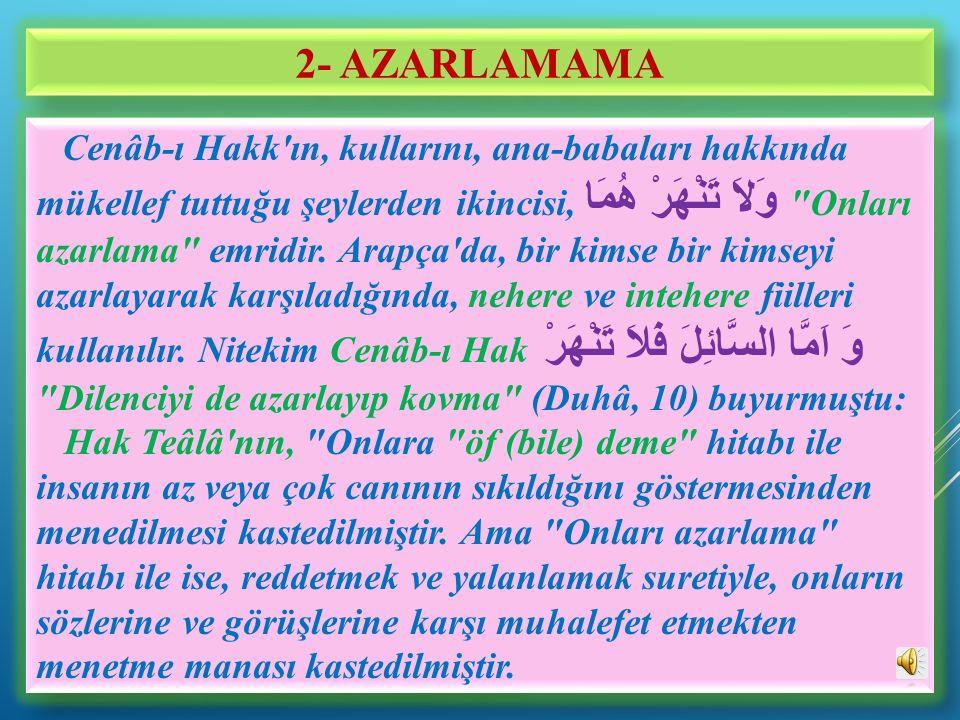 2- AZARLAMAMA