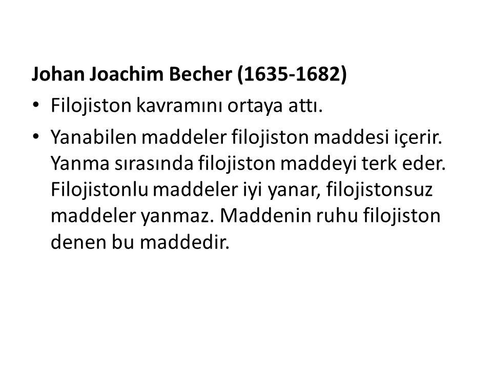Johan Joachim Becher (1635-1682)