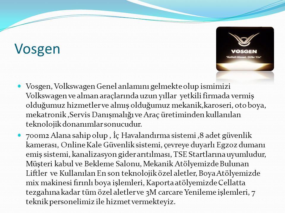 Vosgen