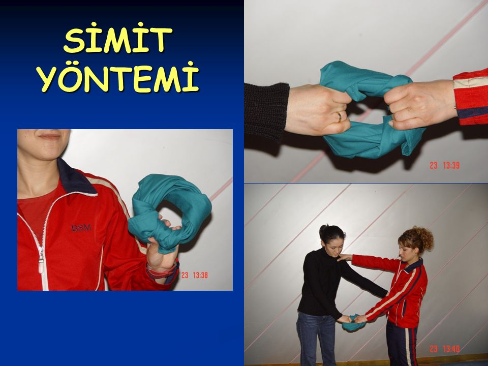 SİMİT YÖNTEMİ