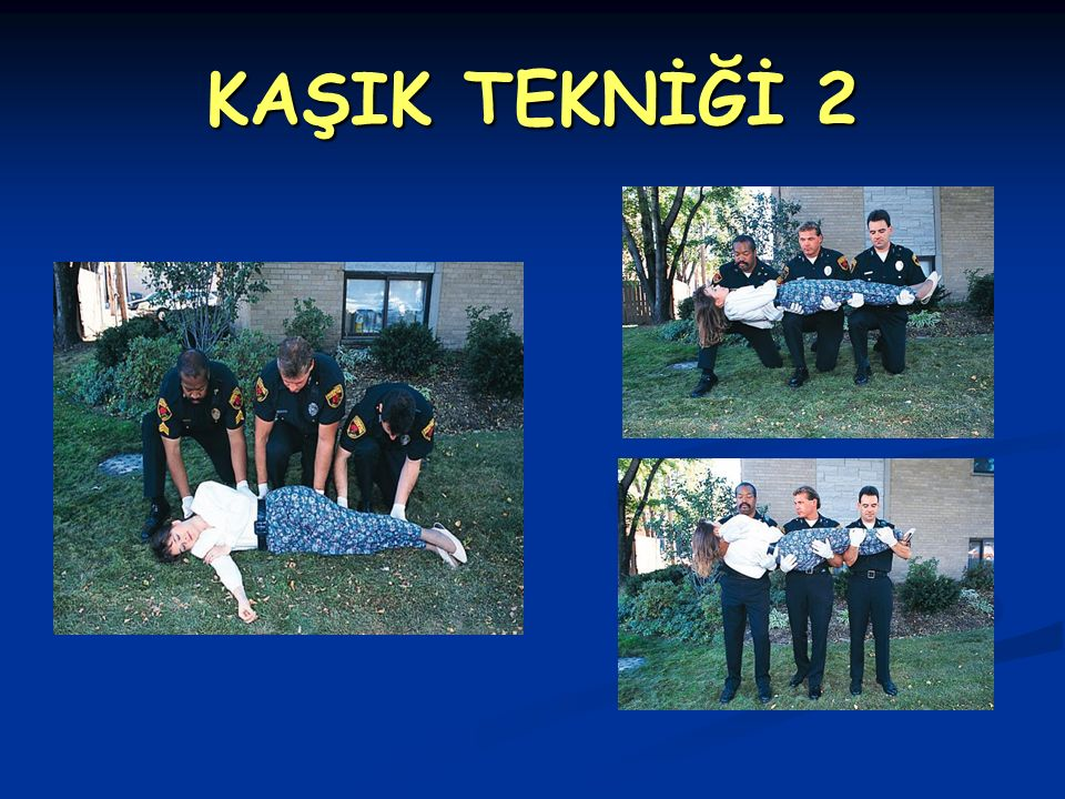 KAŞIK TEKNİĞİ 2